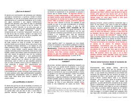 Fam09 Boanerge - El Aborto - Folletos y Tratados Evangelicos