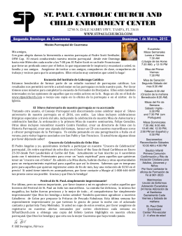 Spanish Bulletin 030115.pub