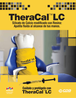 TheraCal™LC