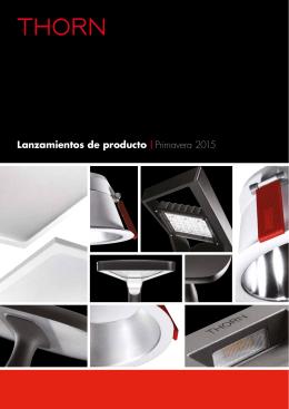 Lanzamientos de producto Primavera 2015 (PDF/ 916 KB)
