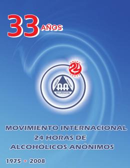 El Grupo - Movimiento Internacional 24 Horas Alcohólicos Anónimos