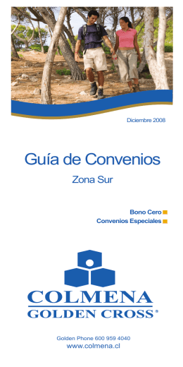 Zona Sur - Colmena Golden Cross