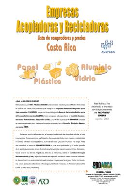 Precios-Costa Rica