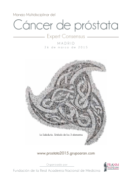 Folleto Cancer prostata WEB