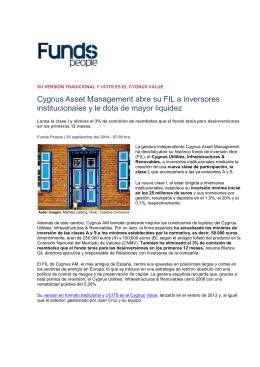 cygnus asset management