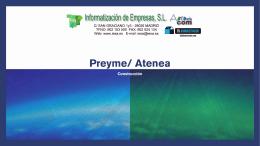 Preyme/ Atenea