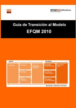 Guía de Transición al Modelo EFQM