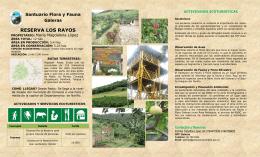 Reserva Los Rayos (Nariño)