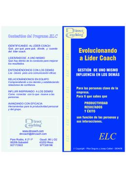 Folleto ELC 2008.cdr