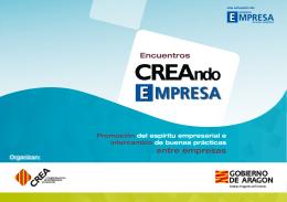 folleto CREAndo empresa_2010