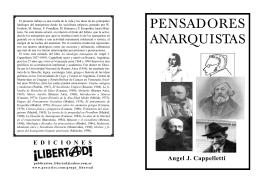 PENSADORES - Folletos Libertad