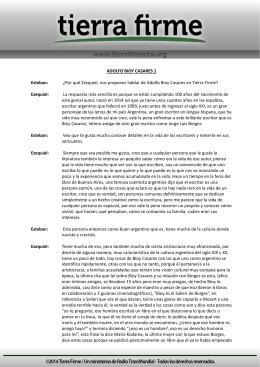 Ezequiel - Tierra Firme