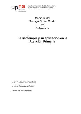 Grado Enfermeria Alba Jimena Royo - Academica-e