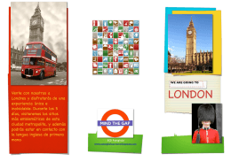 folleto london - eoienglishcorner
