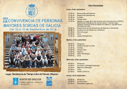 Folleto Convivencia P Mayores 2013