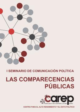 Folleto I Seminario Comunicación Política