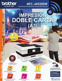 Impresión Móvil Impresión de fotos sin bordes hasta doble carta (A3