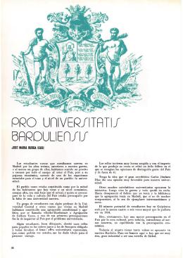 Pro Universitatis Barduliensis, José María Busca Isusi