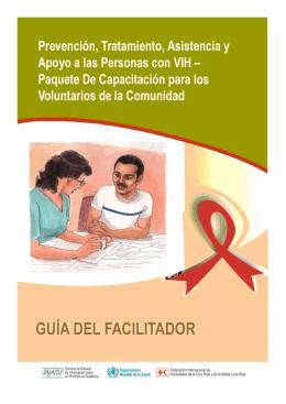 TRATAMIENTO VIH - Cruz Roja Colombiana