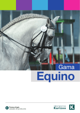 Folleto Gama Equino.indd