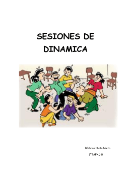 SESIONES DE DINAMICA