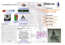 Quijorna - Colectivo Guadarrama