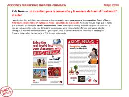 Mkt & Publicidad_ELT_MKT News_Mayo 2013