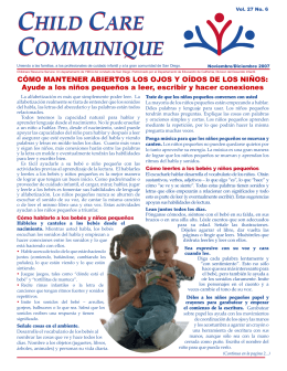 child care communique child care communique