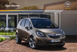 Catálogo - Coches Opel