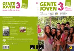 Gente joven 3 - Libro del alumno