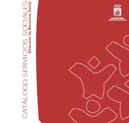 CATALOGO SERVICIOS SOCIALES