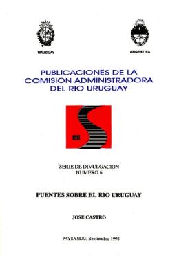 info: Libro de puentes con reseña histórica y ficha técnica