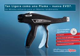 Herramienta de Aplicación EVO7