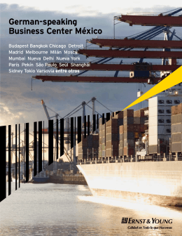 German-speaking Business Center México
