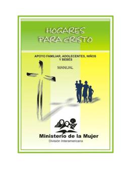 El hogar para Cristo - Ministerio de la Mujer