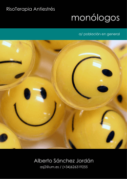 folleto - risoterapia antiestrés