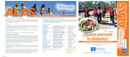 Programa ALAS - Madrid Salud