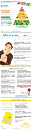 folleto salud general - Gobierno de Canarias