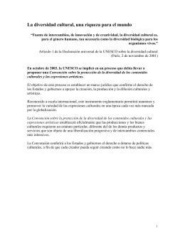 Diversidad_cultural.doc - Ministère de la Culture et des