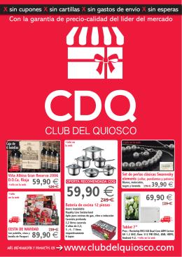 Catálogo PDF - clubdelquiosco