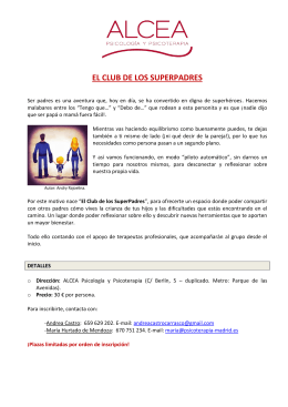 Folleto Web SuperPadres