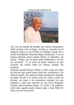 VIDAS POR CRISTO-47