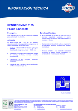 RENOFORM MF 3125
