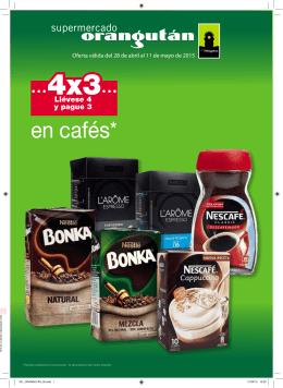 en cafés*