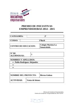Birreo-Goloso - Valladolid Emprende
