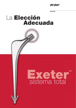 Exeter brochure - esp