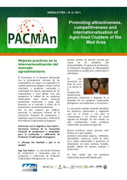 Mejores practicas en la internacionalización del - PACMAn