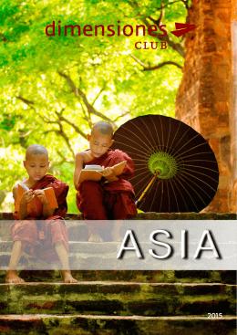 Catálogo Asia