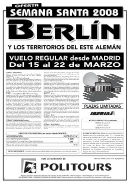 BERLÍN_TERRITORIOS 2008 MAD Oferta