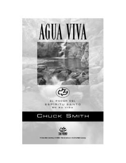 Agua Viva - Chuck Smith